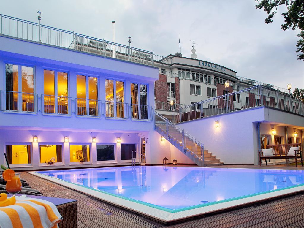 波茨達姆飯店-Hermannswerder