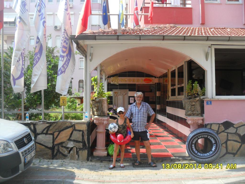 Concorde Alanya Hotel