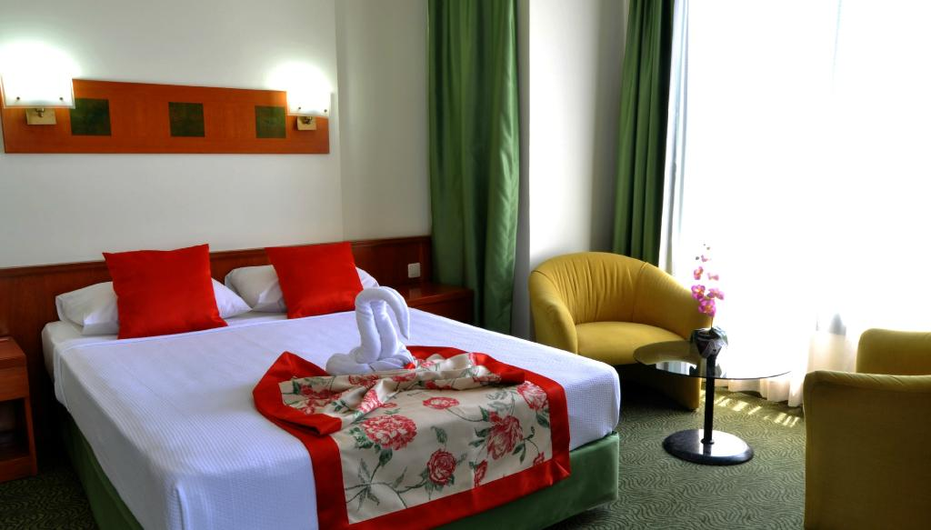 セルゲ ホテル