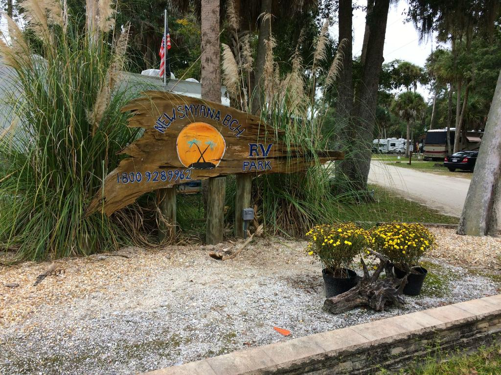 New Smyrna RV Park and Campground