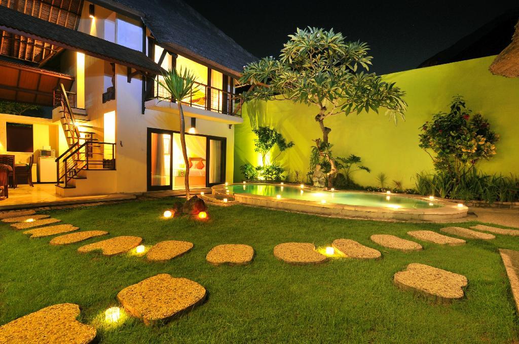 Athena Garden Villa