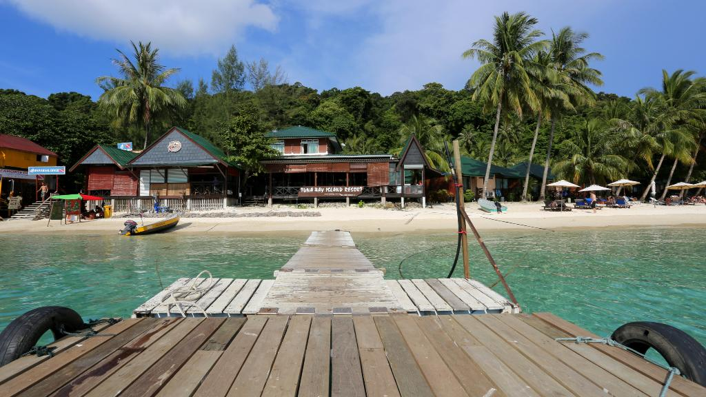 Perhentian Tuna Bay Island Resort