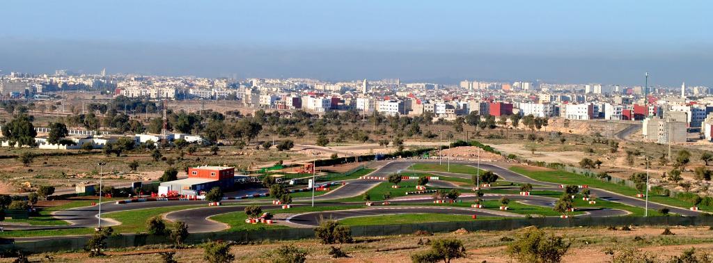 Maroc Racing Kart