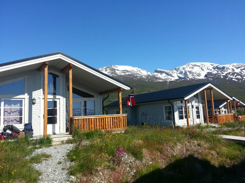 Artic Lyngen Sea-camp