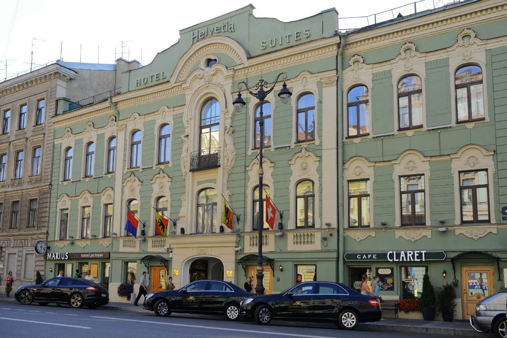 Helvetia Hotel