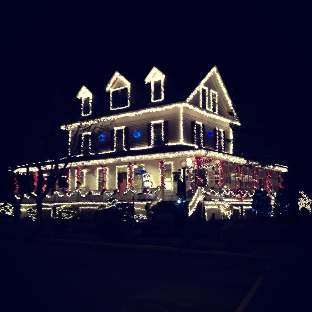 The Dormer House