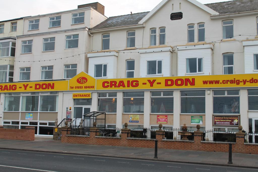 Hotel Craig-Y-Don