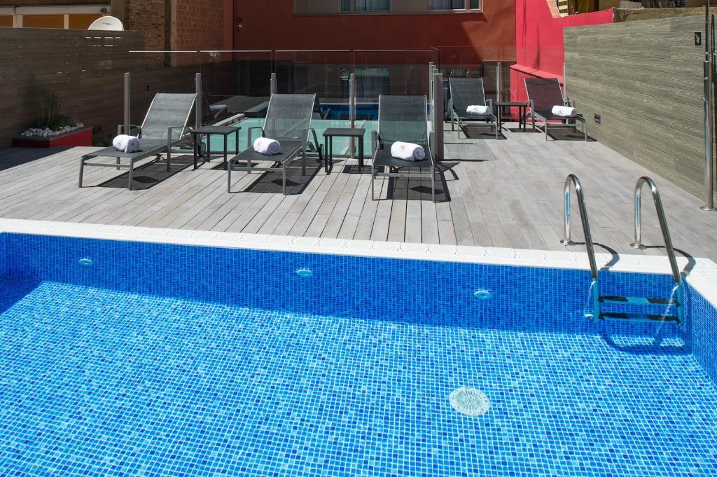 阿拉貢加泰羅尼亞酒店