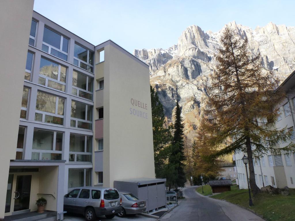 Appartementhaus Quelle