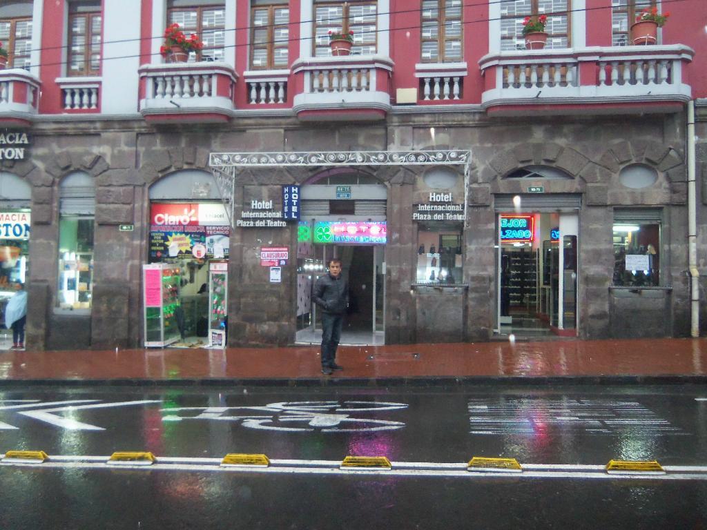 Hotel Internacional Plaza del Teatro