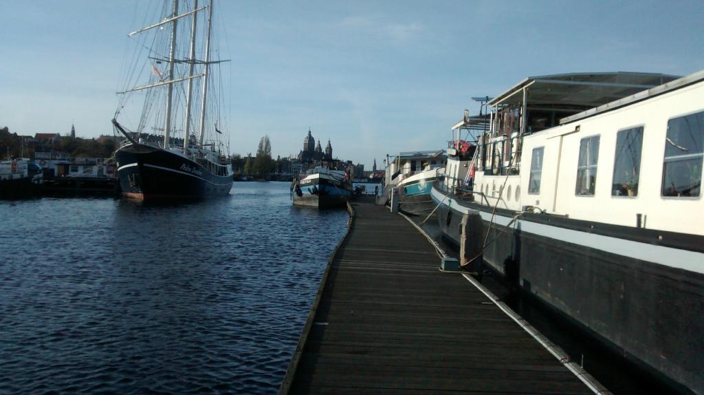 Hotelboat Iris