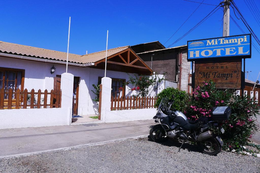 Hotel Mi Tampi