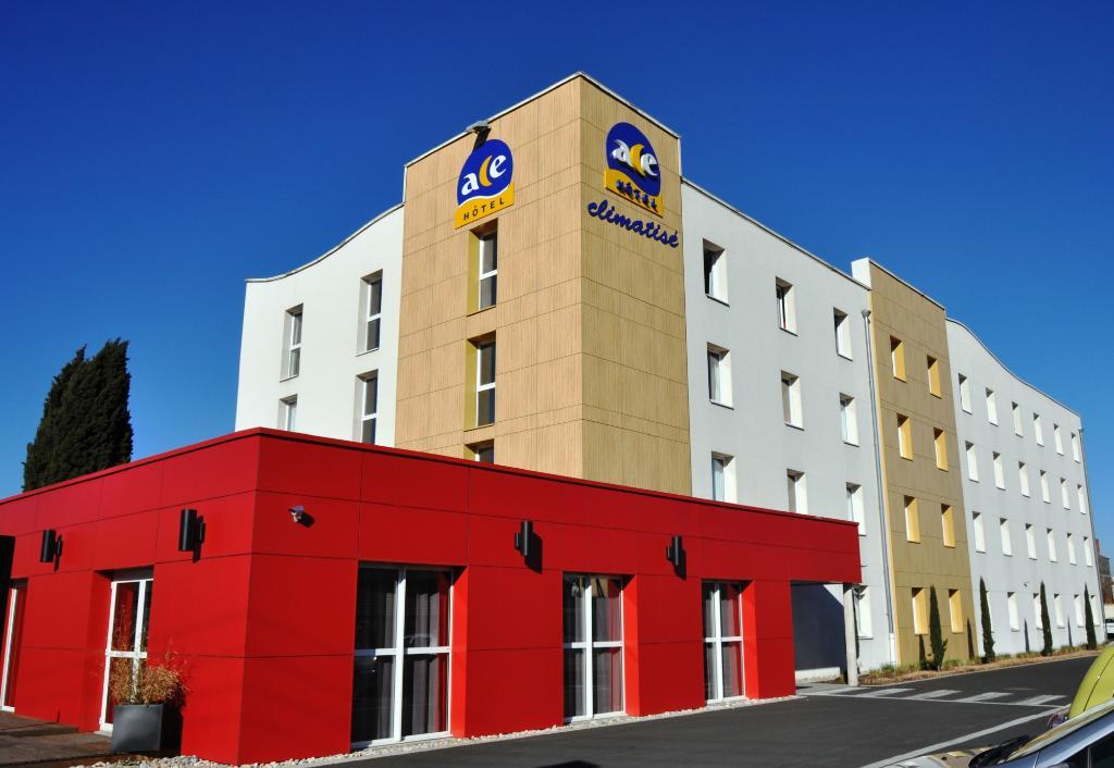 Ace Hotel Clermont Ferrand Chu Estaing