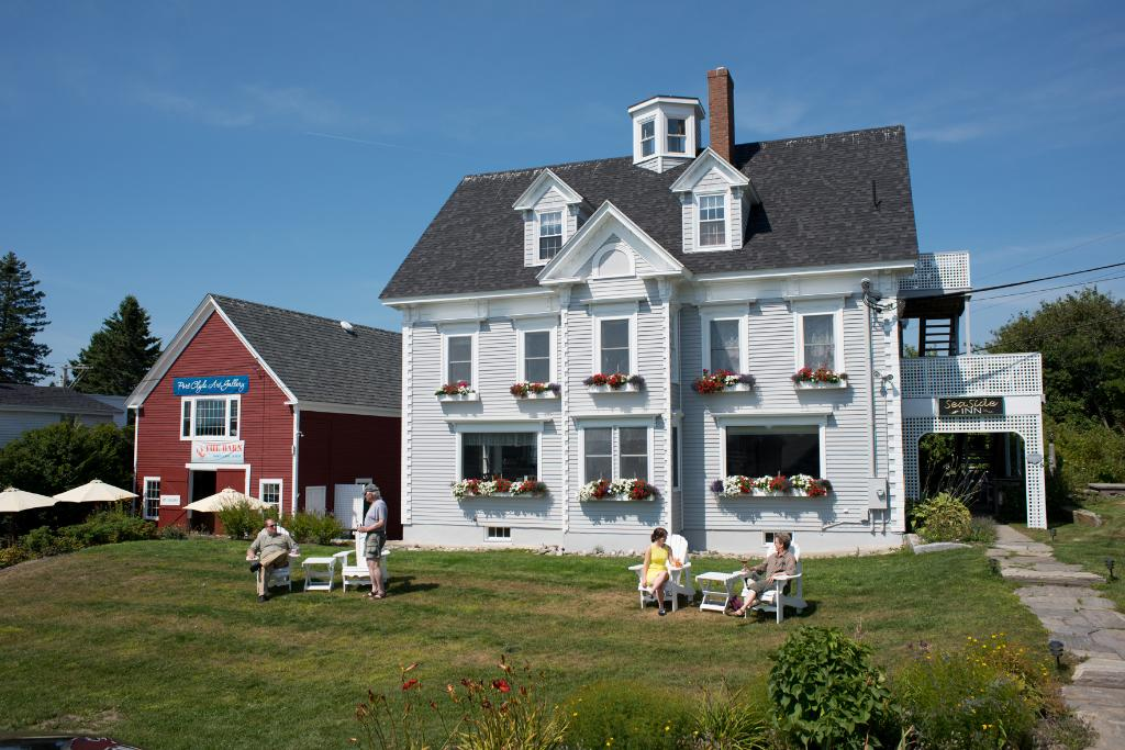 Seaside Inn Bed & Breakfast