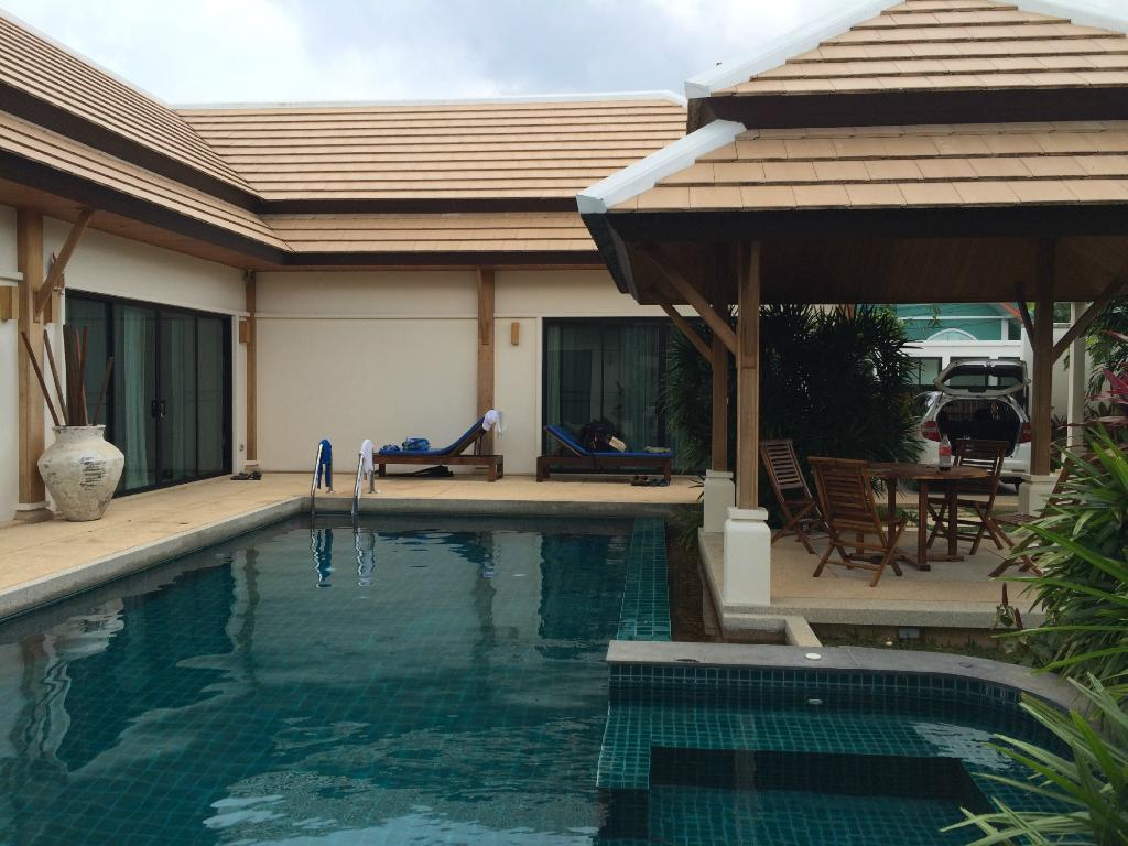 Empyrean Pool Villa