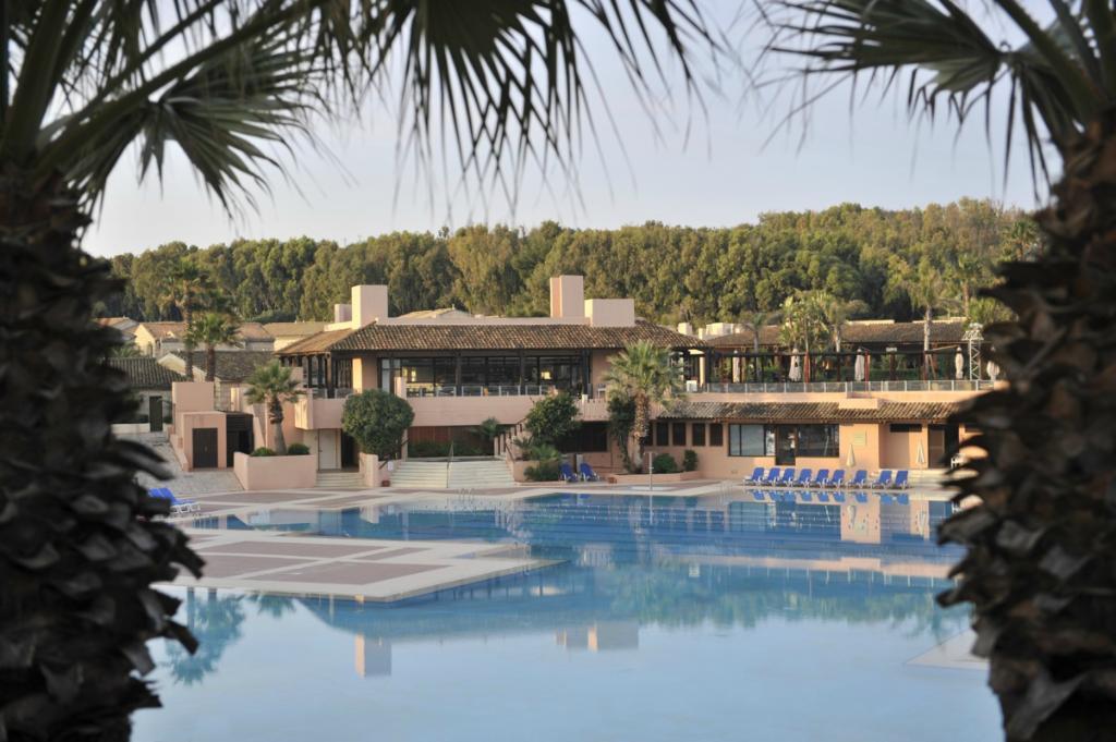 西西里卡瑪蓮島度假屋地中海俱樂部