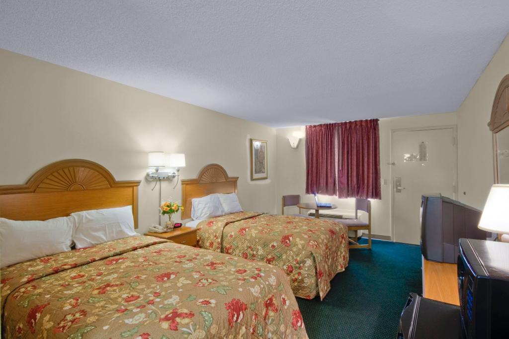Americas Best Value Inn - Tulsa Airport