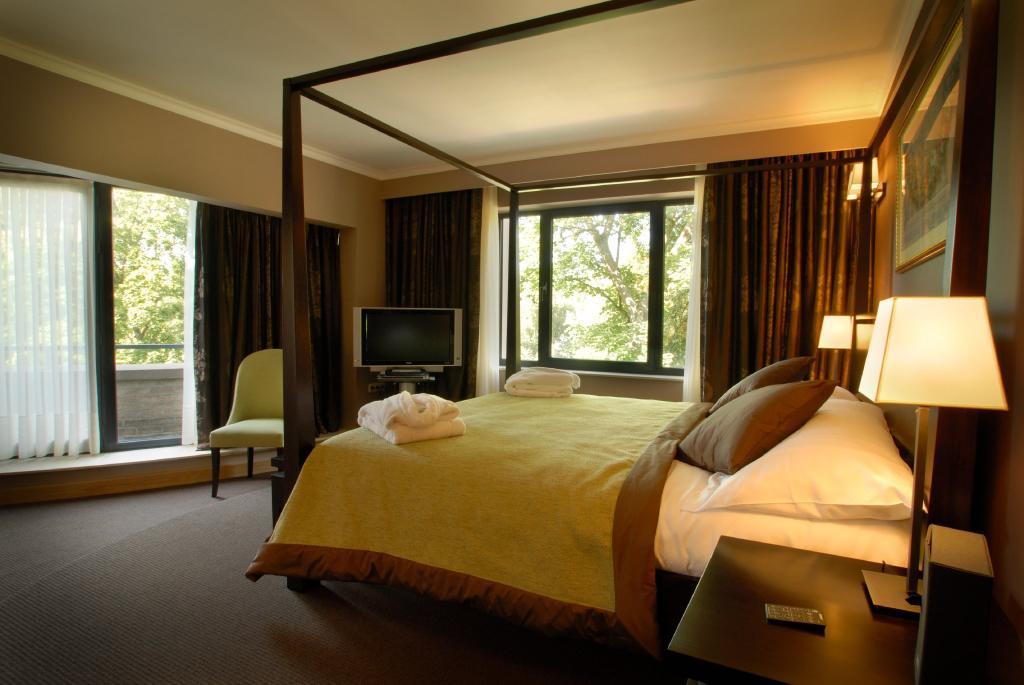 城堡湖景酒店