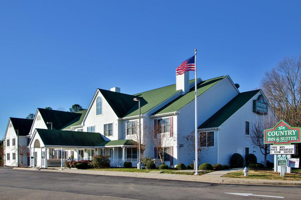 Country Inn & Suites By Carlson, Richmond I-95 South