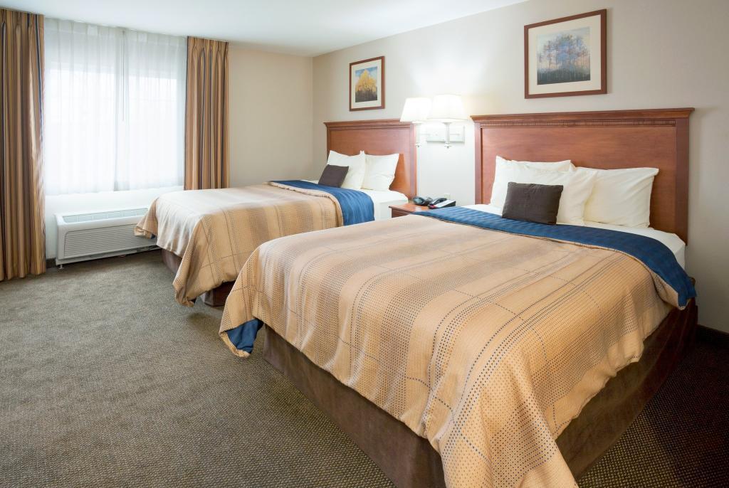 キャンドルウッド スイーツ ミルワウキー エアポート オーク クリーク ホテル