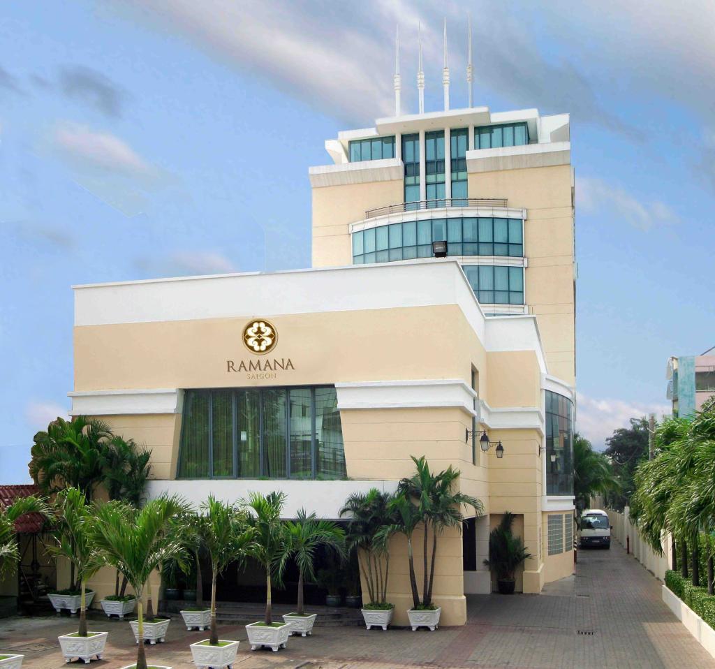 西貢華美娜酒店