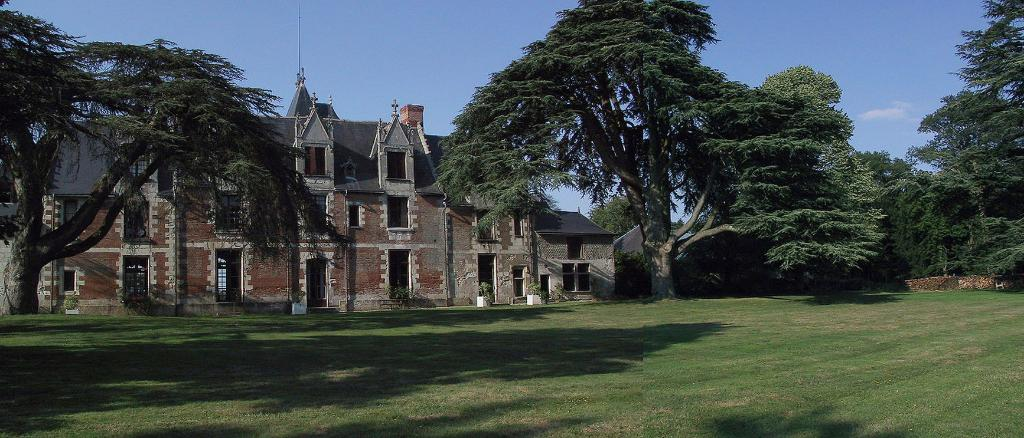 Château de Jallanges in Loire Valley