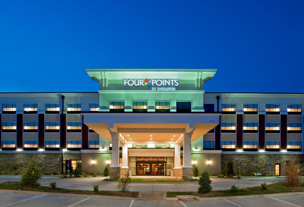 Four Points By Sheraton Oklahoma City Quail Springs