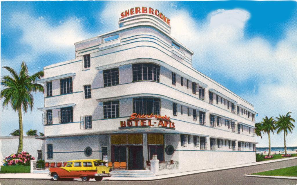 셔브룩 올 스위트 호텔