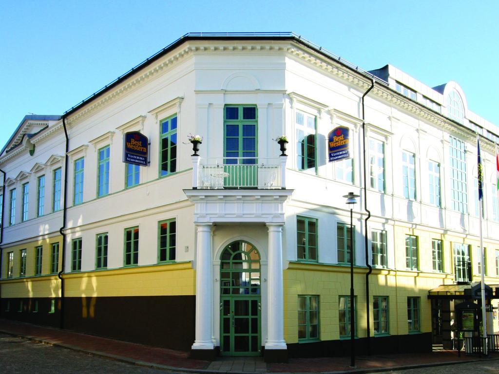 Västerviks Stadshotell