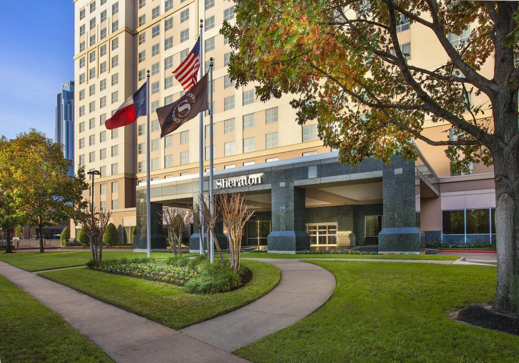 ‪Sheraton Suites Houston Near The Galleria‬