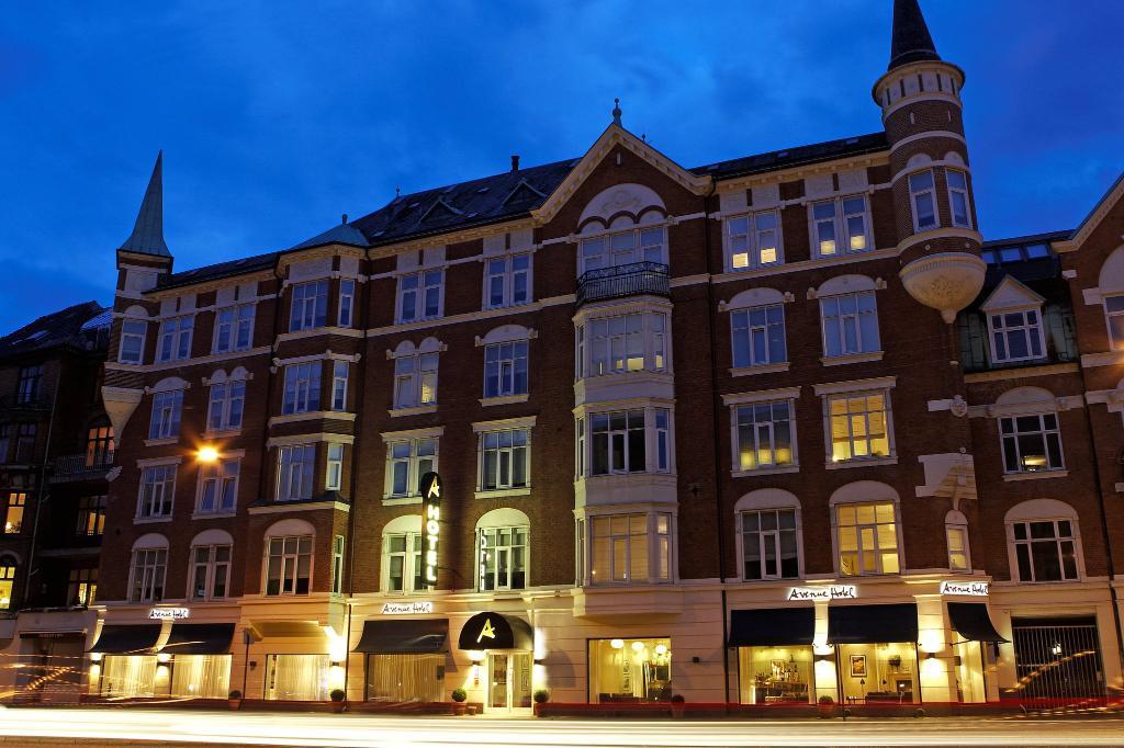에비뉴 부티크 호텔