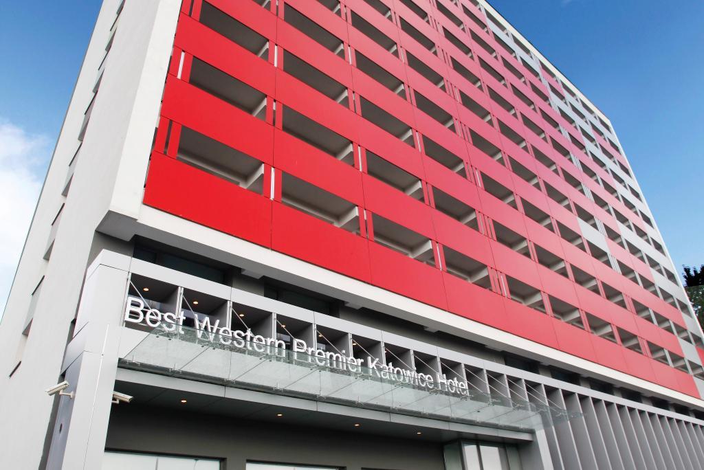 BEST WESTERN PREMIER - Hotel Forum Katowice