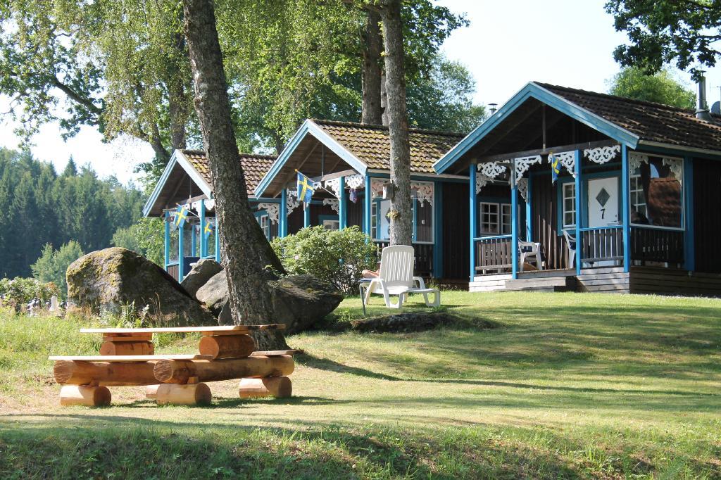 Skotteksgarden Camping & Stugby