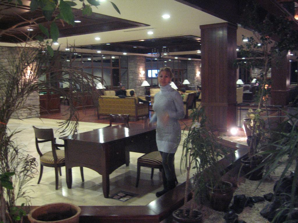 Toprak Sarikamis Hotel