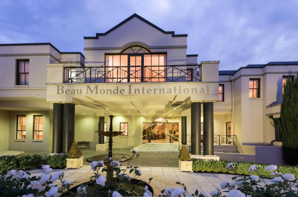 Beau Monde International - a boutique Hotel