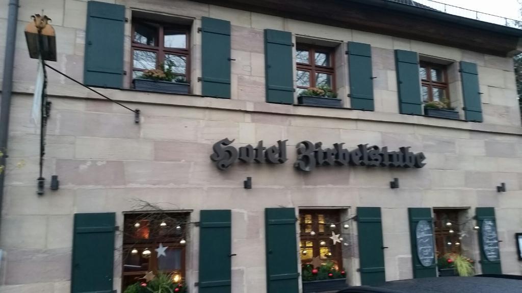 Hotel Restaurant Zirbelstube