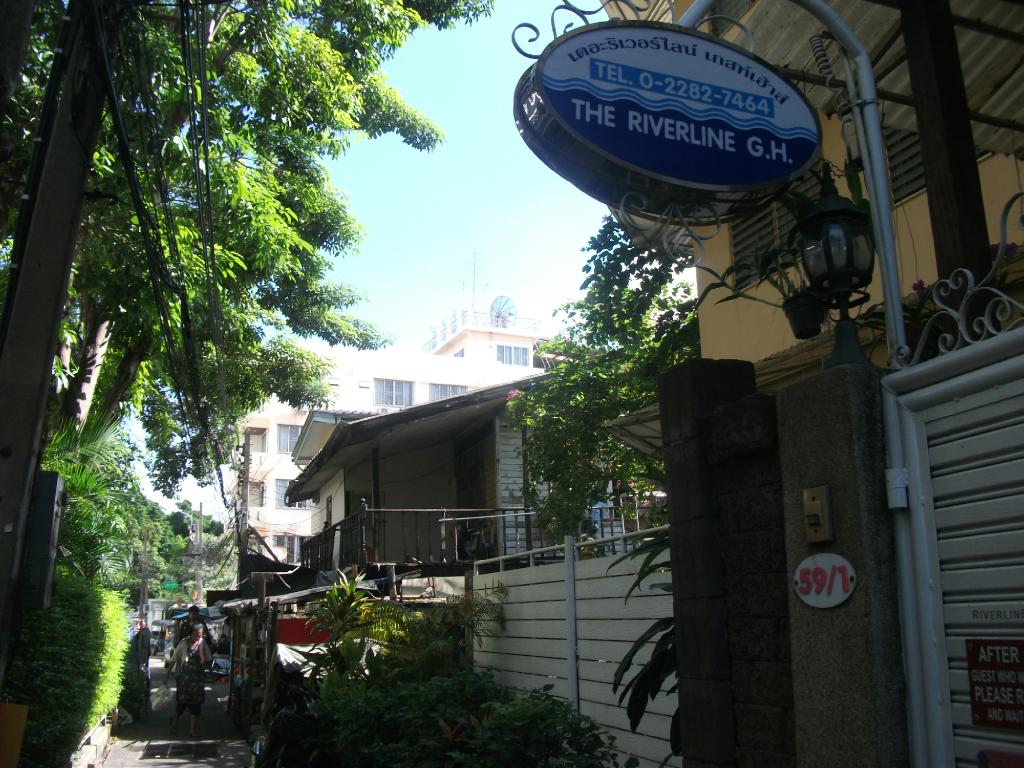 The Riverline Guest House