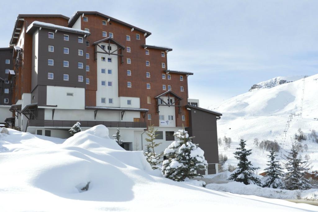 Club Med Les-Deux Alpes