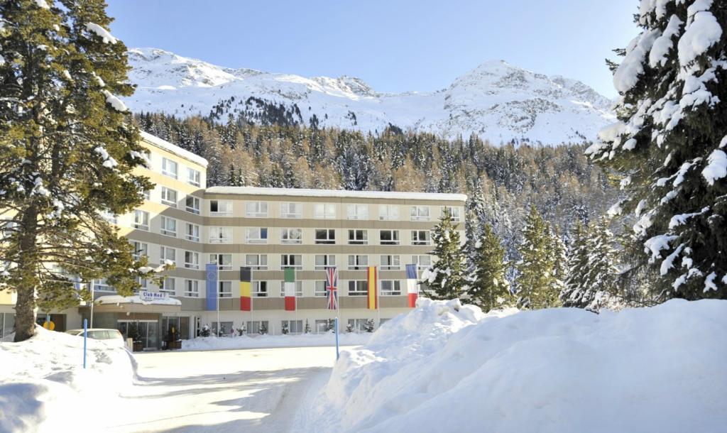 Club Med Saint Moritz Roi Soleil