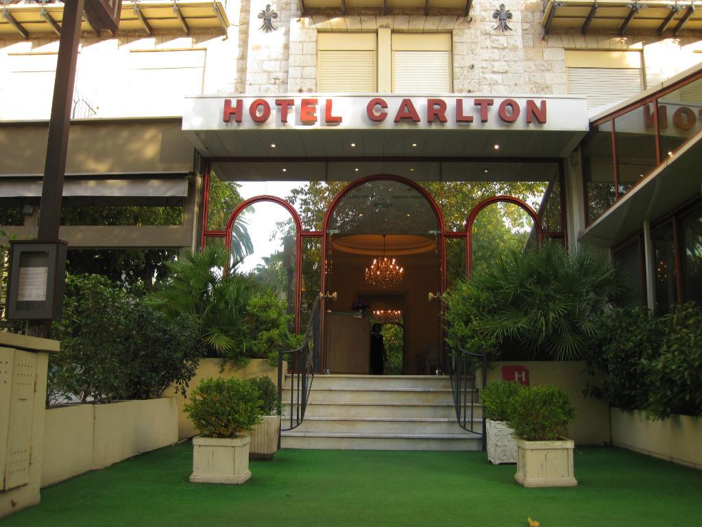 Hotel Carlton Nice