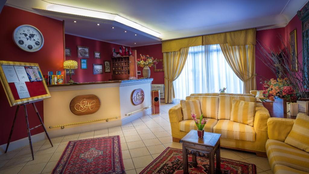 Greta Rooms Hotel