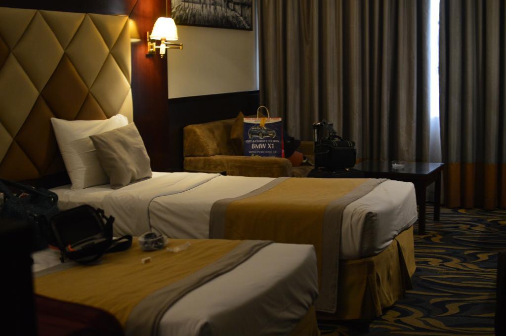 城市之星酒店