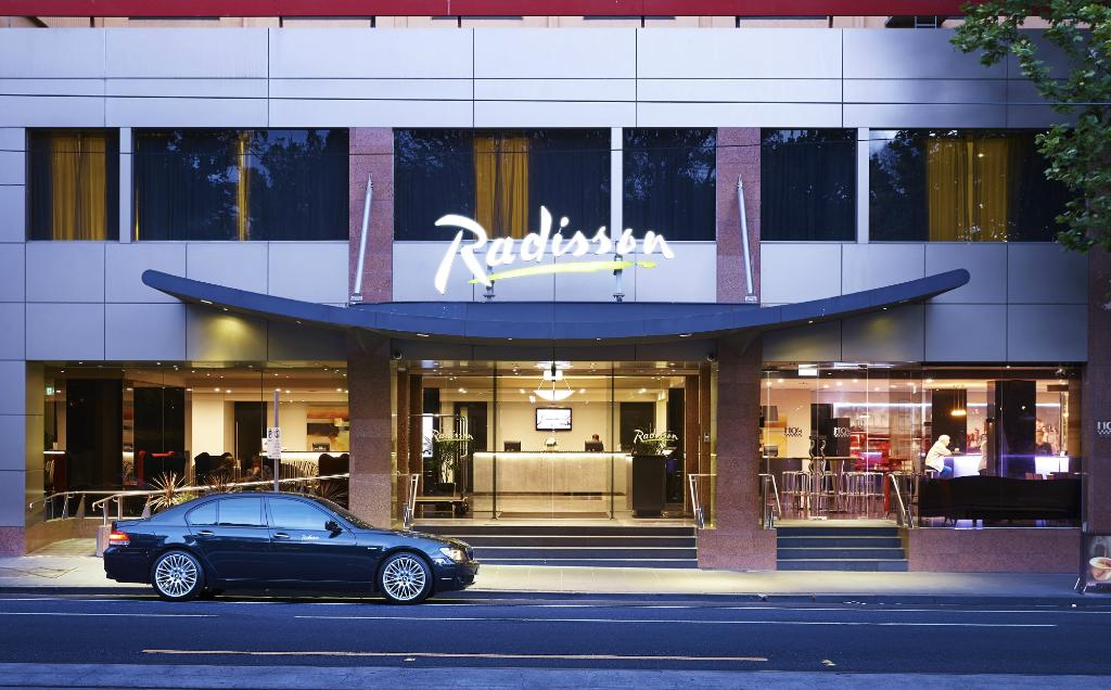 ‪Radisson on Flagstaff Gardens‬