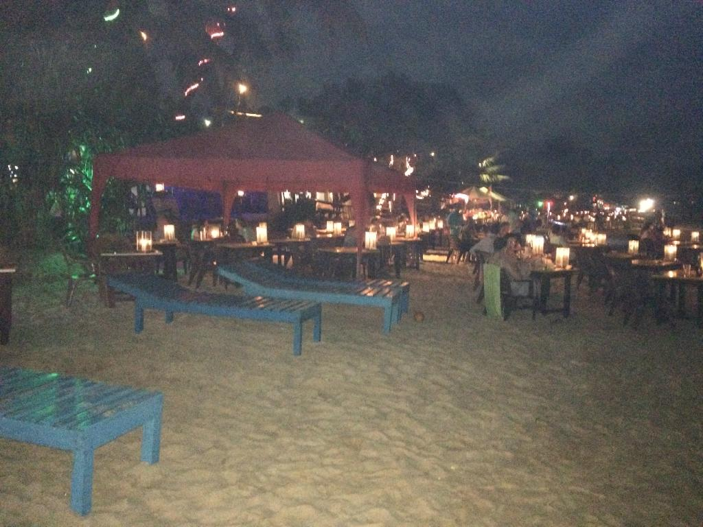 Ocean Moon Guesthouse & Cabanas