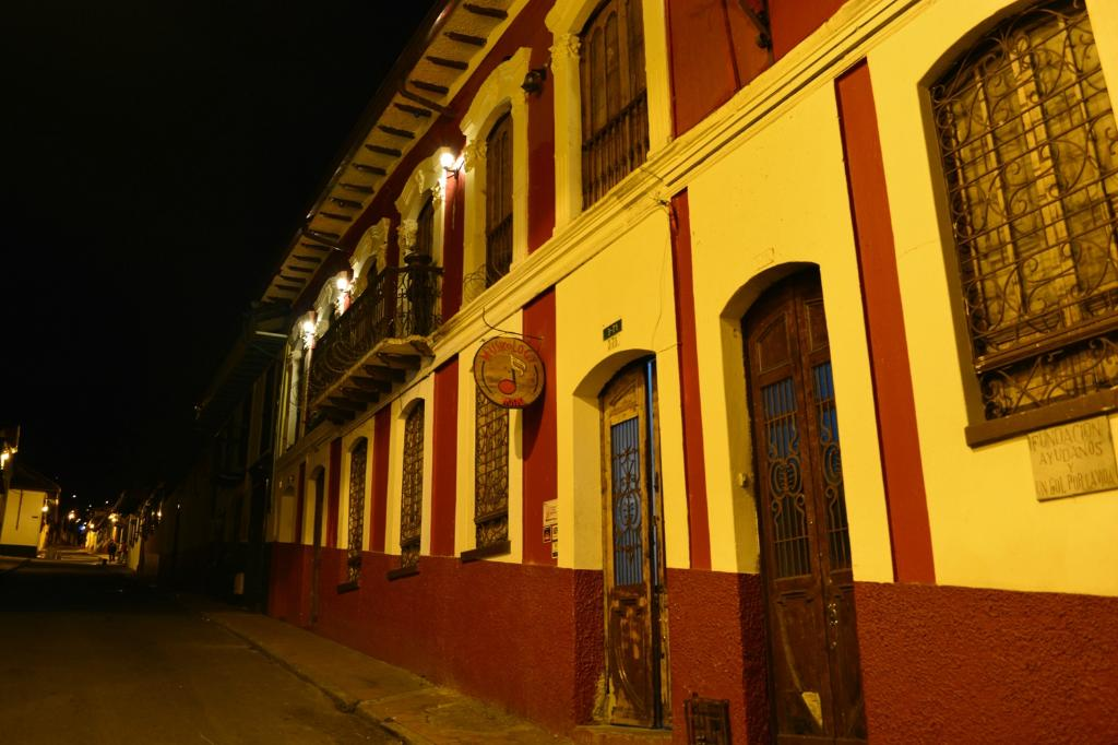 Musicology Hostel