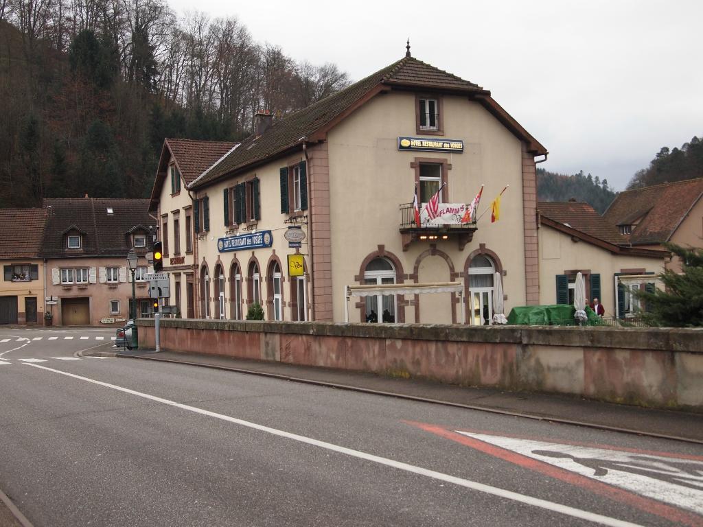 Hotel-Restaurant des Vosges