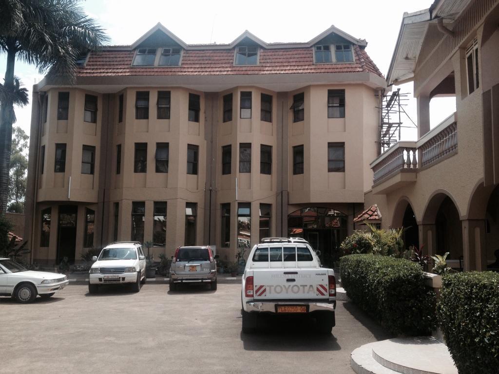 Rwizi Arch Hotel Mbarara