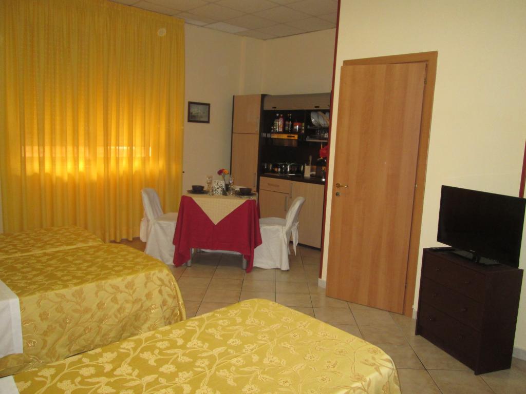 Hotel Residenza Partenopea