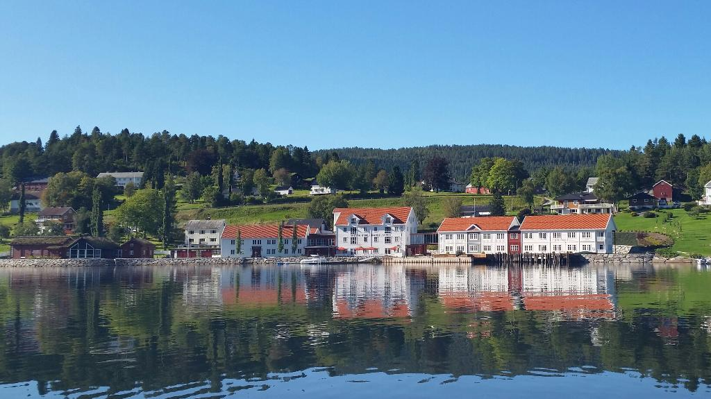 Angvik Gamle Handelssted - by Classic Norway