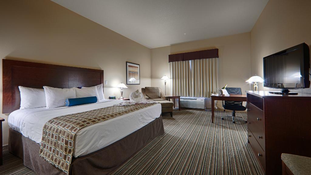 BEST WESTERN Rimstone Ridge Hotel